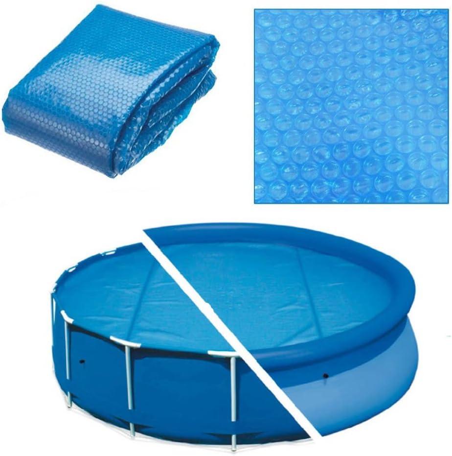 Générique lona con burbujas para piscina de 244 cm – para piscina redonda o Tubular: Amazon.es: Hogar