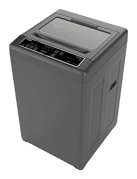 Whirlpool 6.5 kg Fully Automatic Top Loading Washing Machine  Whitemagic Classic 652 SD, Grey  Washing Machines   Dryers