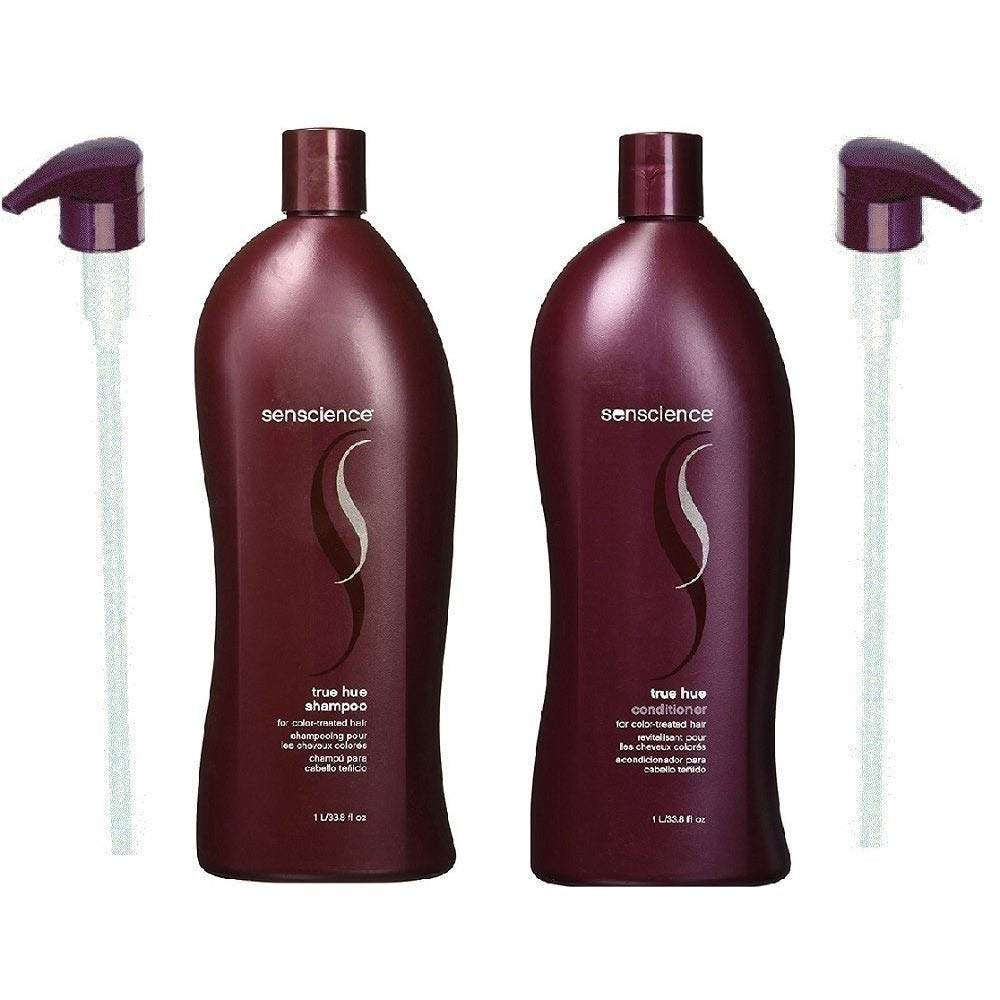 Senscience C.P.R. - Cuticle Porosity Reconstructor Treatment - Step 1 & 2 Duo (33.8oz Each) - With Pumps