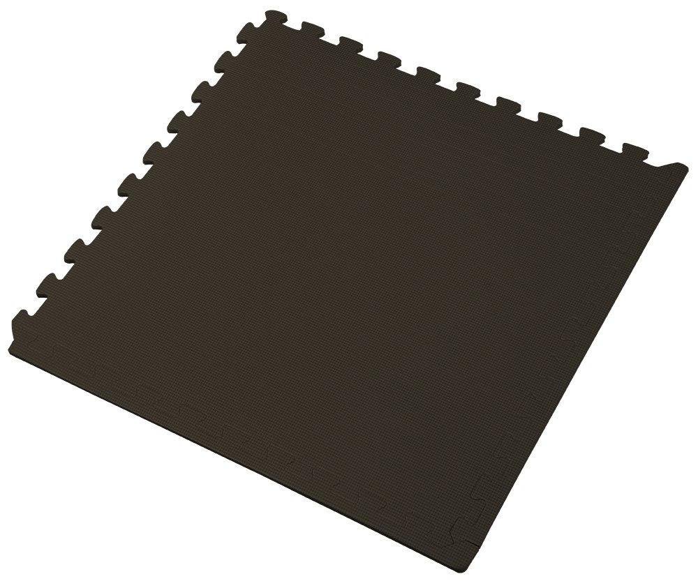 We Sell Mats 1/2-inch Multi-Purpose, Black, 16 Sq Ft (4 Tiles) by We Sell Mats (Image #3)