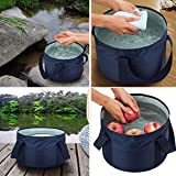 YAKEF Multifunctional Collapsible Portable Travel
