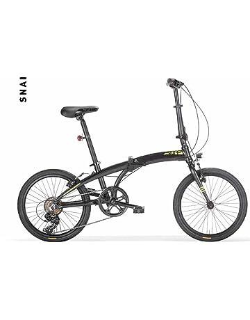 Bici Pieghevole Bfold 20.Bici Pieghevoli Sport E Tempo Libero Amazon It