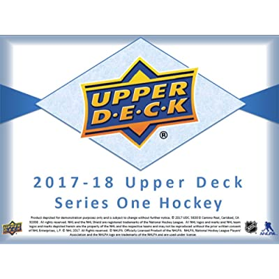 2017-18 NHL Upper Deck I (Hobby) [Import allemand]