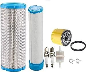 Kuupo Air Filter 2508301 250825 083 01-S 25 083 04-S 2508304 11013-7019 11013-7020 M131802 M131803 Fit Kohler CH18-CH26 CV16-CV26 CH730-CH750 Engine 24 050 13-S 52 050 02-s