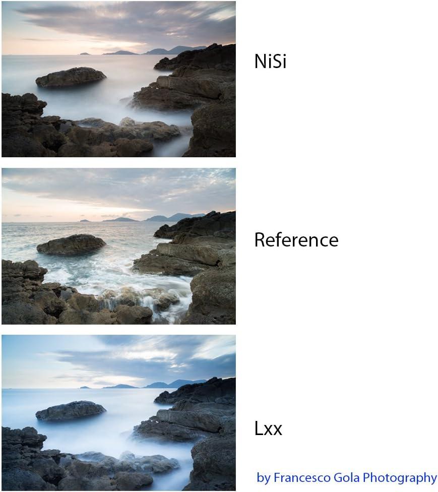 NISI 150x150mm 10 Stops Nano IR ND1000 3.0 Glass Neutral Density ND Filter 150