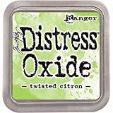 Ranger Tholtz Distress Ink Pad Oxide Twisted Citrn
