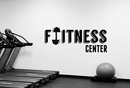 Fitness center gym room display neon light sign music sport