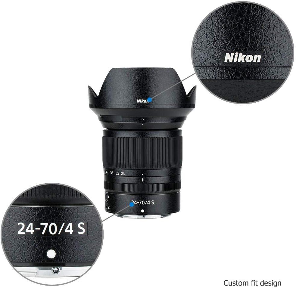 Kratzfeste Objektiv Und Gegenlichtblende Für Nikon Elektronik