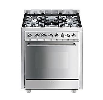 SMEG CUCINA C7GMXI8-1: Amazon.co.uk: Large Appliances