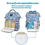 Essfeeni Elephant Baby Diaper Bag Backpack