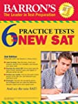 Barron's 6 Practice Tests for the NEW...