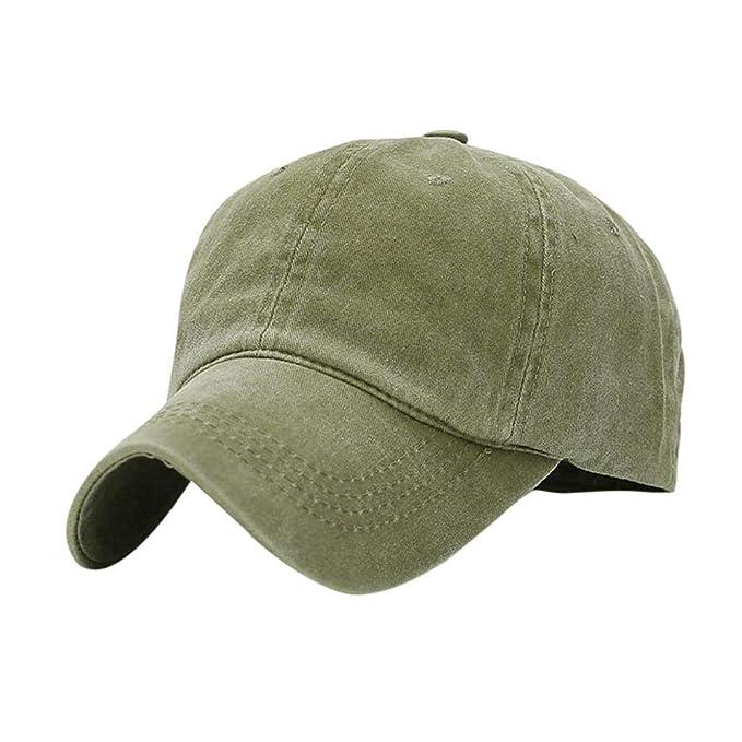 Gorra De Béisbol Moda De Hombres Hombres Béisbol Polo Fashion Opción Al Aire Libre Golf Sun Hat (Color : Armee Grün, Size : One Size): Amazon.es: Ropa y ...