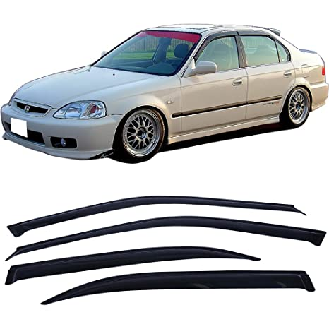 1999 civic sedan weight