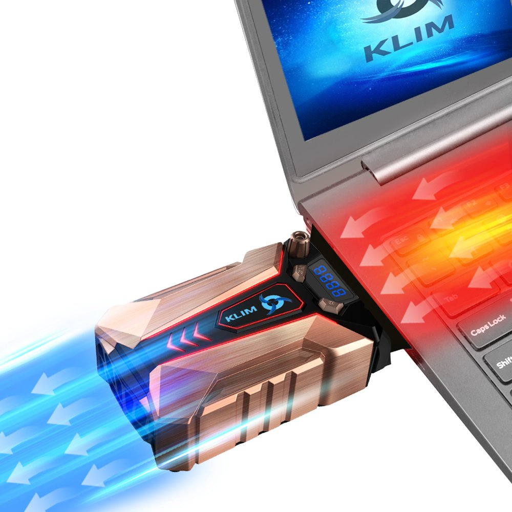 Sistemade refrigeración para portátil