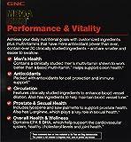 GNC MEGA MEN Performance and Vitality 30 Packs NEW