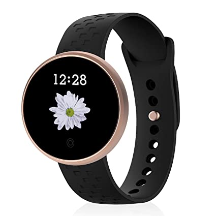 Amazon.com: Reloj inteligente compatible con iPhone Android ...