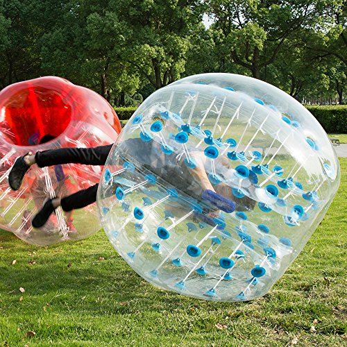 Amazingsportstm Inflatable Bubble Soccer Ball Dia 5 1 5m