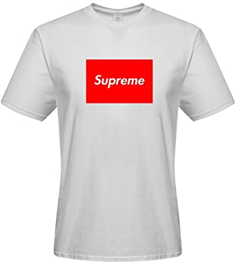 667c63bf7e59 Amazon.com: Men's Tee shirt - Custom supreme T-shirts: Clothing