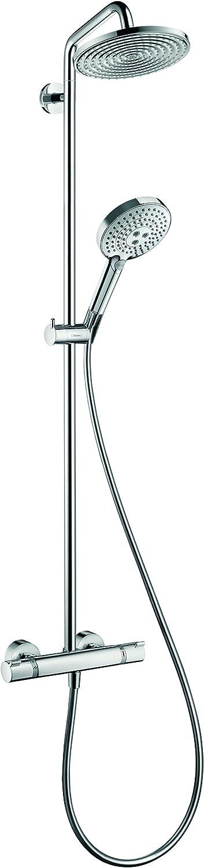 Hansgrohe 27116000 Raindance Select S 240 columna de ducha, 3 ...