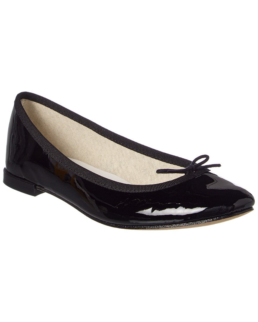 Repetto Women's Cendrillon B00FRUHDK8 39 (US 8.5) M|Patent Black