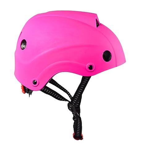 Niños casco, lommer Classic casco protector casco ajustable casco de seguridad para ciclismo, patinaje