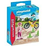 Playmobil 70061 Special Plus Barn med Rullskridskor och Cykel, Flerfärgad