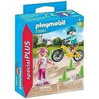 PLAYMOBIL- Special Plus Especial Niños Bici y Patines