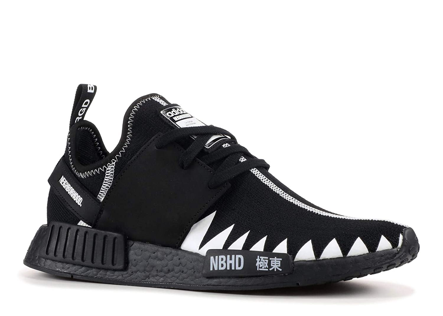 online store 1c8a2 a454a Amazon.com   adidas Originals NMD R1 PK NBHD Mens Running Trainers Sneakers    Basketball