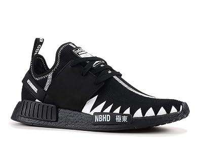 newest d702a 70c86 adidas NMD R1 Pk  Neighborhood  - Da8835 - Size 6.5 Black, ...