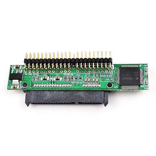 Adaptador 7+15 Polos Conectar SSD Disco Duro HDD 44Pin Placa Base ...