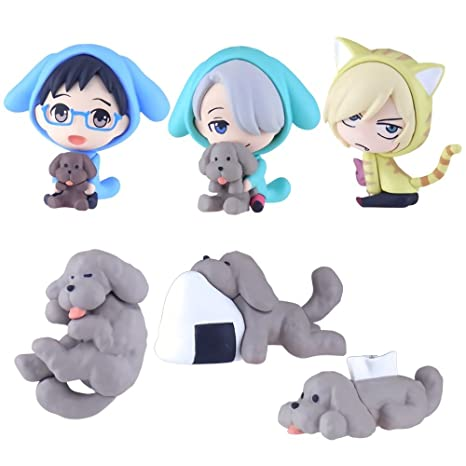 empty Yuri on Ice Chara-Forme Swing Mascot A Ver. PVC ...