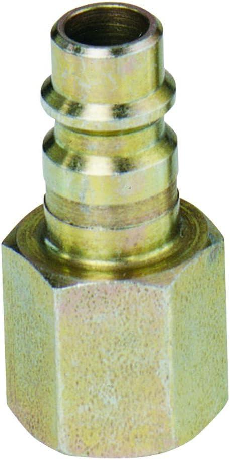 """Dynabrade 95677-1//4/"""" Male Plug with 1//4/"""" NPT Female Thread"""