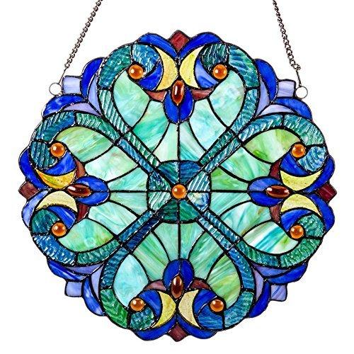 Mini Art Glass Panel - 6