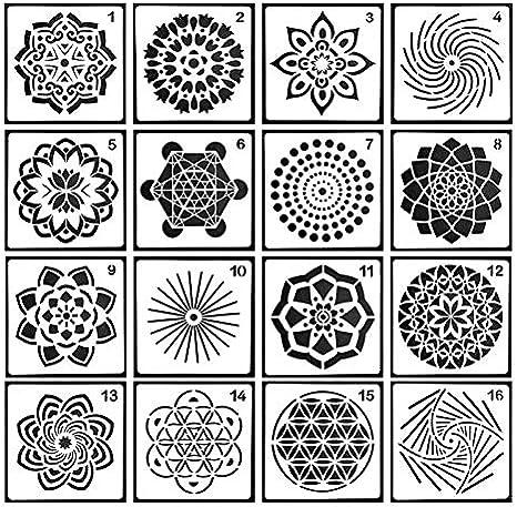 Mandala Ausmalbilder Vorlagen Ausmalen 7