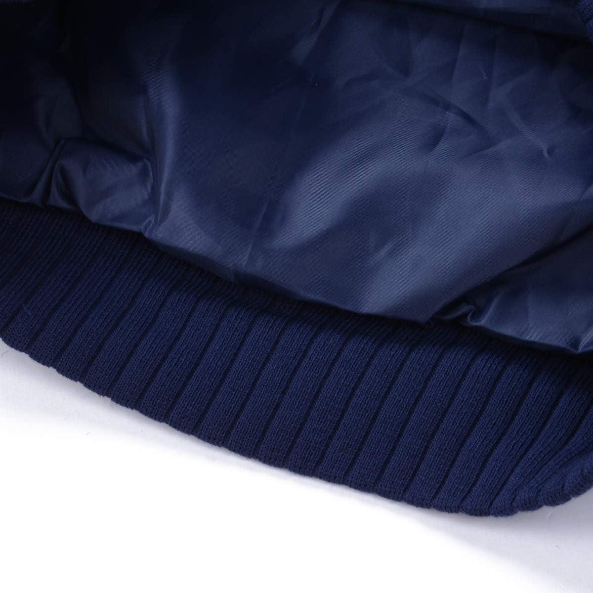 CHRONSTYLE Pullover Herren Hoodie Herren Kapuzenpullover Plüsch Hoodie Sweatshirt Teddy-Fleece Pullover mit Taschen Blau