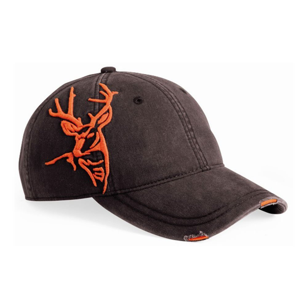 Dri Duck 3D Buck Caps Bark Orange