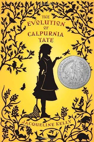 book cover of The Evolution of Calpurnia Tate