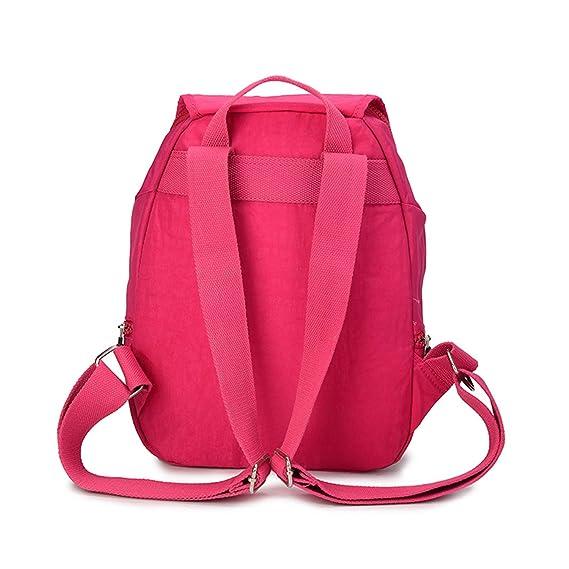 Amazon.com: New Bagpack Women Backpack Girl Bagpack Bolsas ...