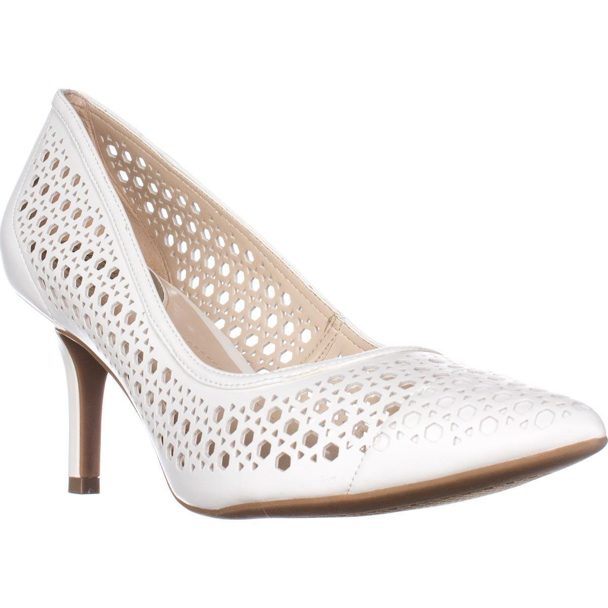 Alfani Womens Jennah Pointed Toe Classic Pumps B071NJLS8B 11 B(M) US|Cotton