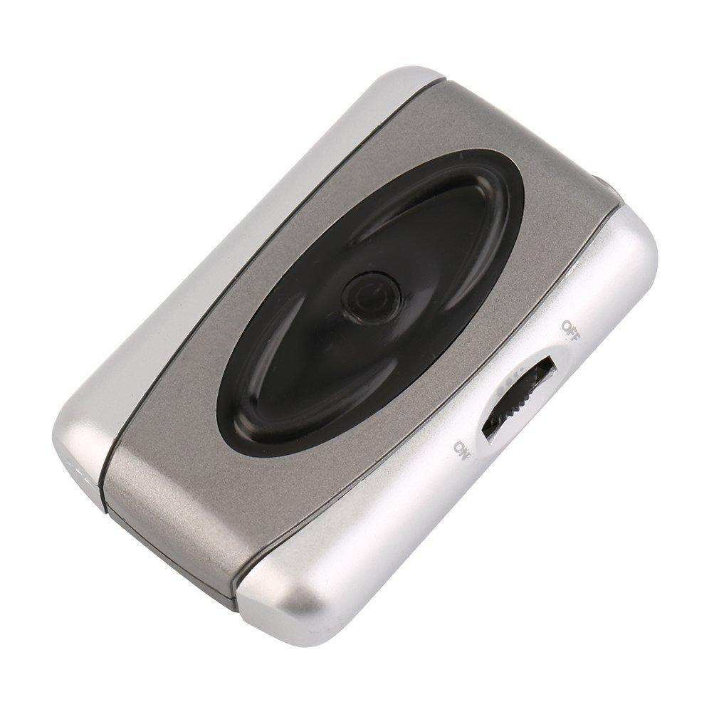 Amplificador de sonido de TV personal para audífonos, dispositivo de asistencia para escuchar Megaphone: Amazon.es: Belleza