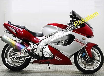 Yamaha Yzf 1000 R >> Amazon Com Customized Fairing Set 97 07 Yzf1000r For Yamaha Yzf