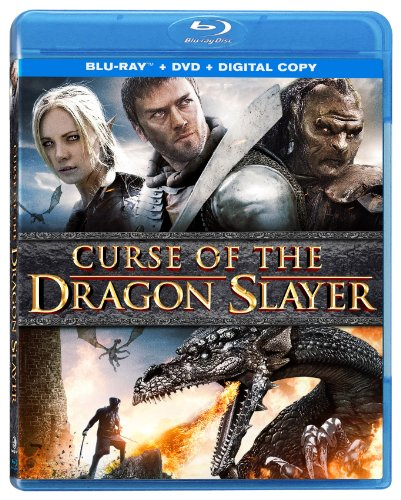 Curse of the Dragon Slayer (Blu Ray/DVD Combo)