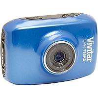 Câmera Filmadora de Ação, Vivitar, DVR785HD-A, Azul