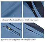 TBMPOY Men's Insulated Breathable Casual Jacket