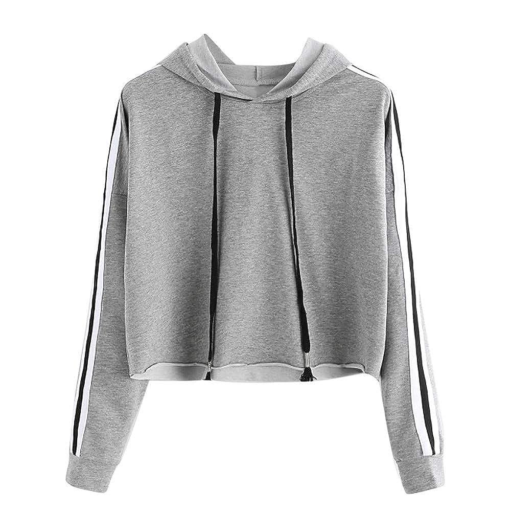 [Amiley women hoodies] レディース B07H93PG1M グレー S