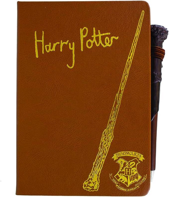 Harry Potter varita pp4215hp portátil y bolígrafo: Amazon.es ...