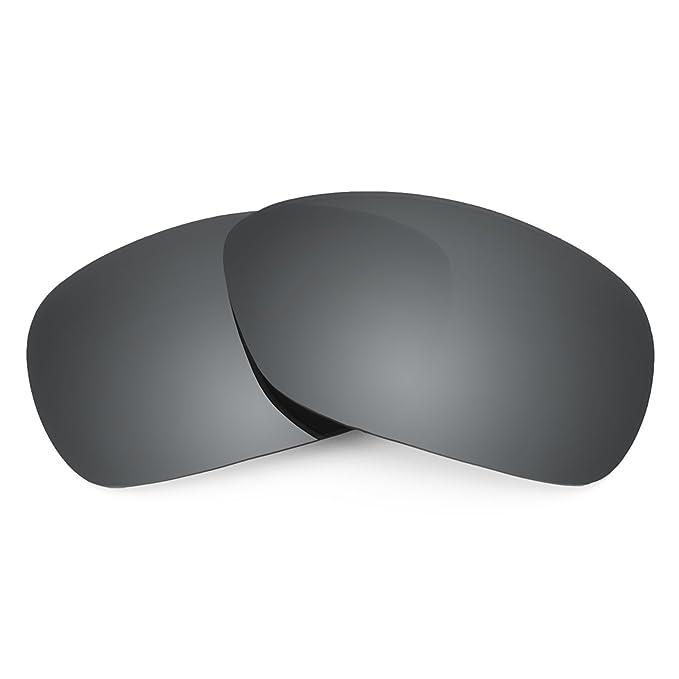 Revant Lentes polarizados para Oakley C Wire (2011) (Negro Chrome) MirrorShield®