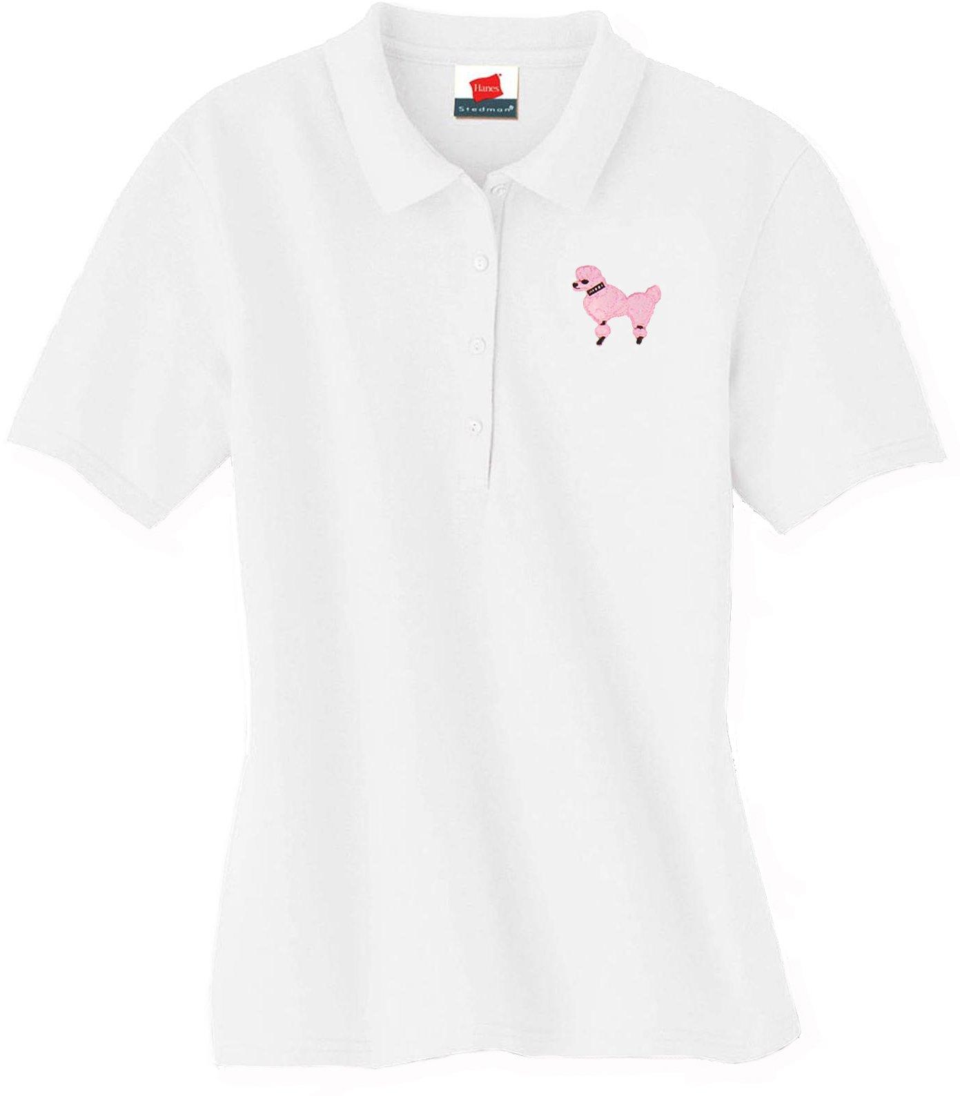 Hip Hop 50s Shop Adult 7 Piece Poodle Skirt Costume Set Black and Pink XLarge by Hip Hop 50s Shop (Image #4)