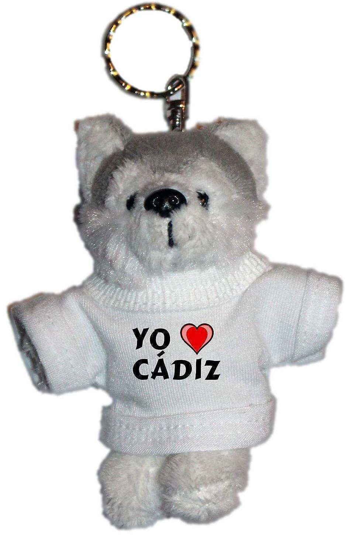 Shopzeus Llavero de Husky (Perro) de Peluche con Amo Cádiz ...