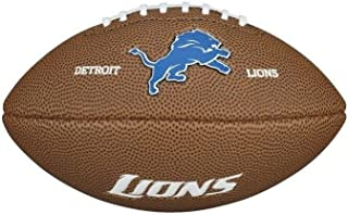 Wilson NFL Detroit Lions Mini Football américain